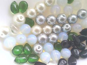 A sample of my haul from dollarbead.com