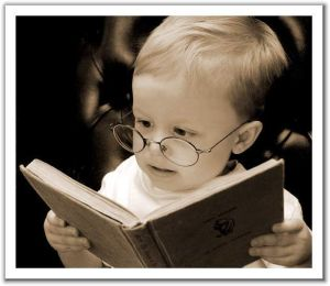 Reading: It's never too early or too late.